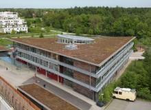 Grundschule vom Gymnasium Turnhalle